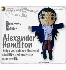 Stringdoll Alexander Hamilton