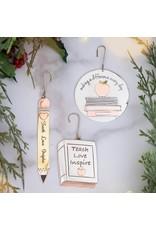 Teacher Appreciation  Ornaments