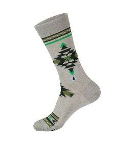 Socks that Plant Trees, Green/Gray Argyle