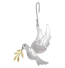 Brilliant Bird Mixed Bird Ornament
