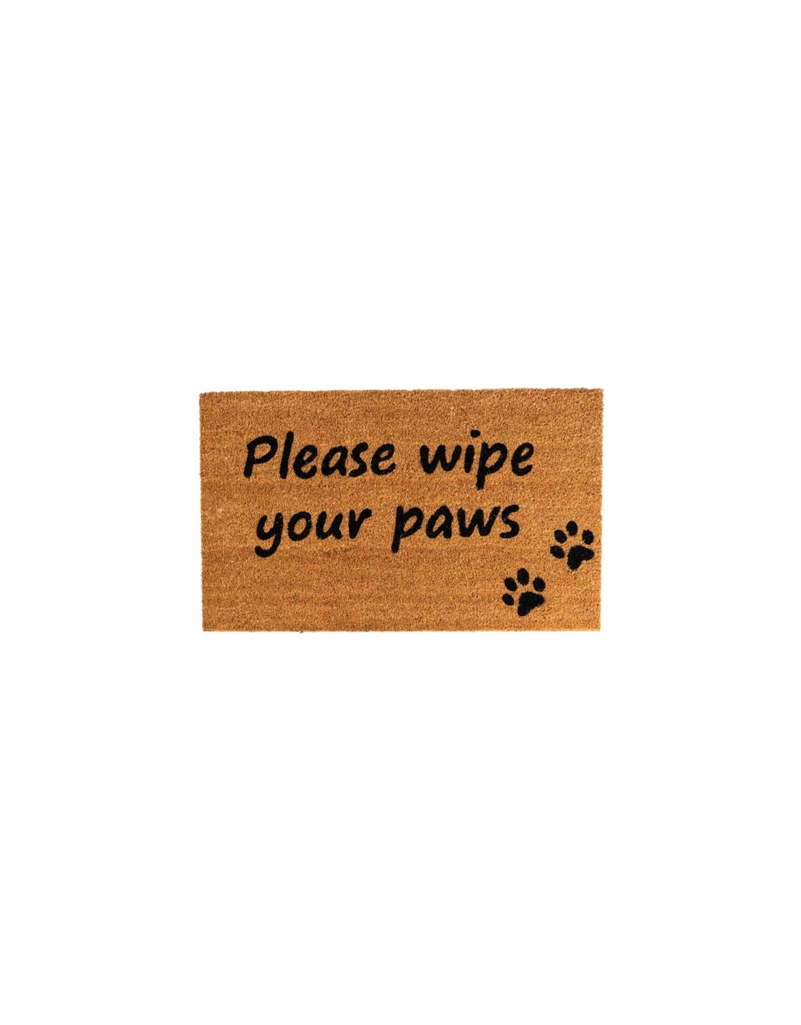 Wipe your Paws Doormat, India