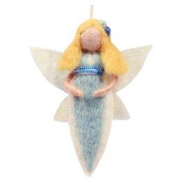 Air Element Fairy Ornament, Nepal