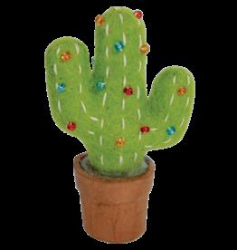 Saguaro Cactus Ornament, Nepal