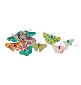Garland, Origami Butterfly, Nepal