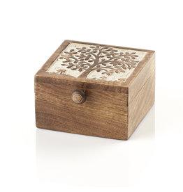 Serrv Tree of Life Box, India