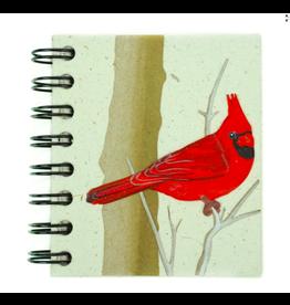 Small Cardinal Notebook