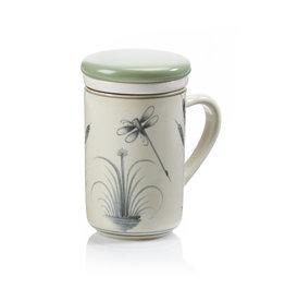 Serrv Tea Infuser Mug, Vietnam