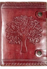 India, Tree of Life Leather Journal