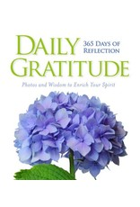 Daily Gratitude: 365 Days of Reflection