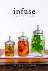Infuse: Oil. Spirit. Water