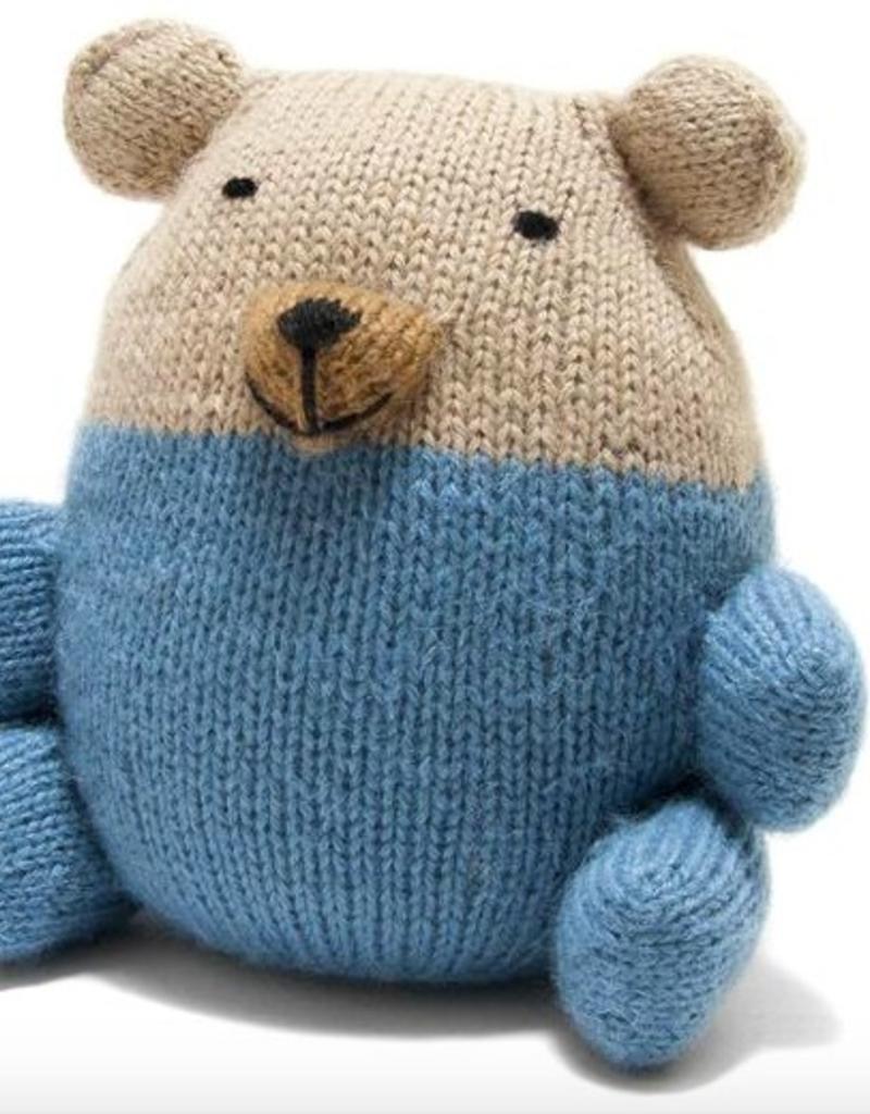 Handmade Stuffed Alpaca Bear