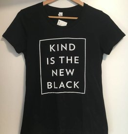 Kind Is The New Black Tee Shirt