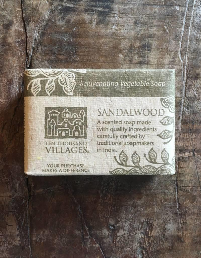 feb17 Ten Thousand Villages Scented Soap