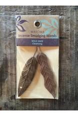 Wild Sage Smudging Wand