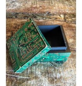Circuit Board Keepsake Box