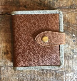 Mini Eco-Leather Wallet