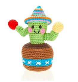 Friendly Cactus Rattle