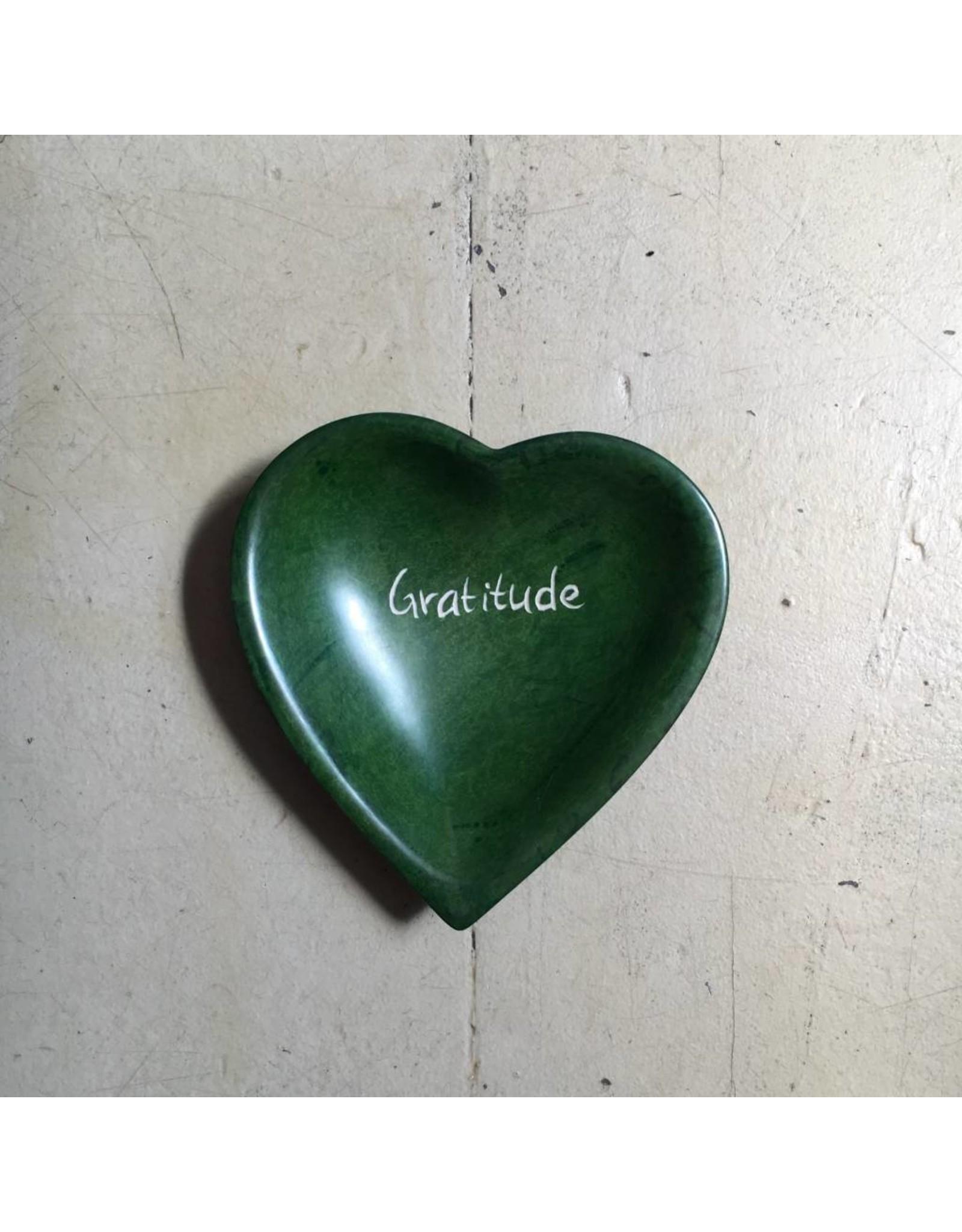 Gratitude Heart Dish