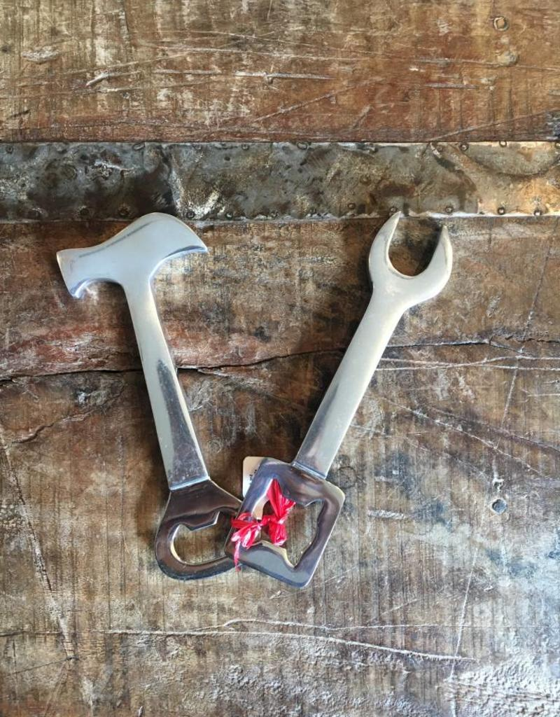 Wrench and Hammer Bottle Openers