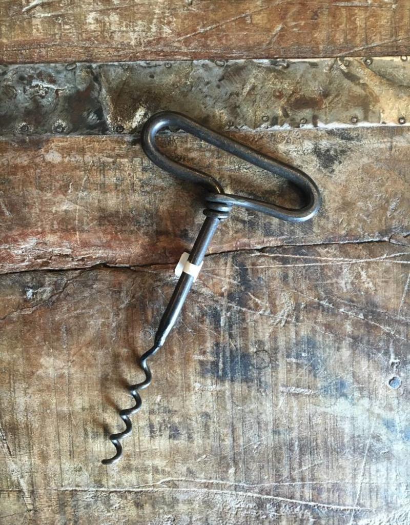 Iron Cork Opener