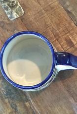 Raindrop Beer Mug, Guatamala