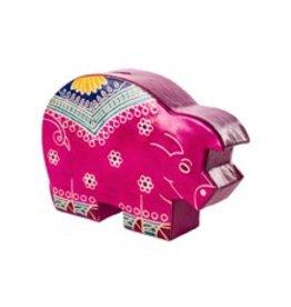 Pig Bank, India