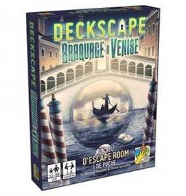 Dv Giochi Deckscape - Braquage à Venise (FR)