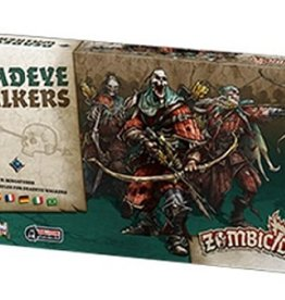 Cool Mini Or Not Zombicide Black Plague - Deadeye Walkers (ML)