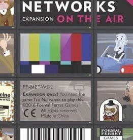 Formal Ferret Games The networks ext: on the air (EN) (commande spéciale)