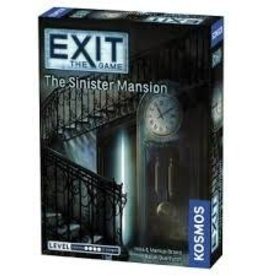 Kosmos Exit the Game - The Sinister Mansion (EN)