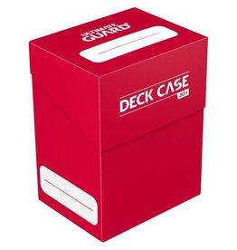 Ultimate Guard Ultimate Guard Deck Case /80 - Rouge