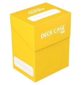 Ultimate Guard Ultimate Guard Deck Case /80 - Jaune