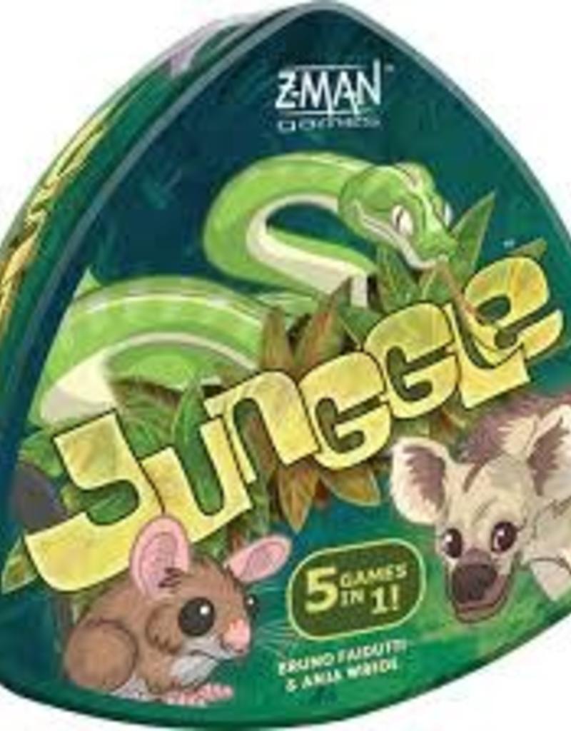 Z-Man Games Junggle (FR)