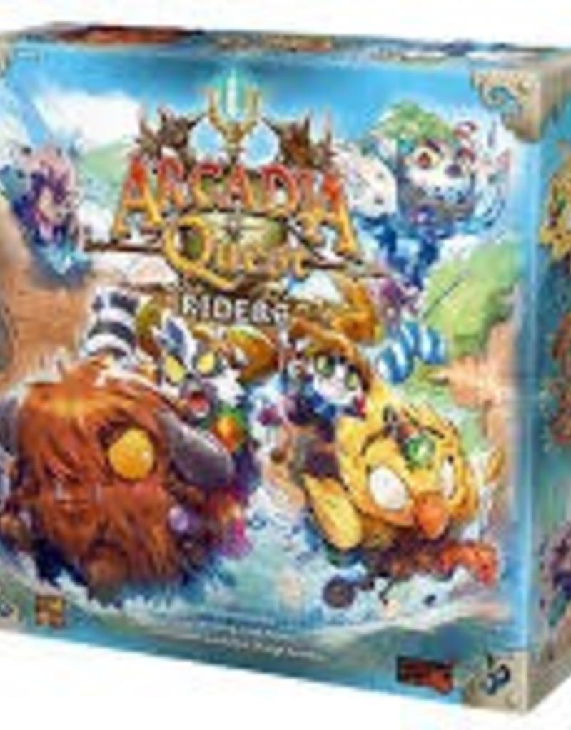 Cool Mini Or Not Arcadia Quest: Ext. Rider (EN)