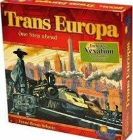 Rio Grande Games Trans Europa (EN)
