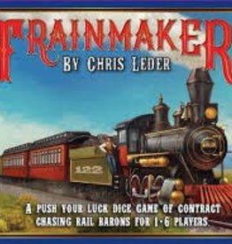 Alderac Entertainment Group Trainmaker (EN)