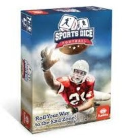 FunWiz Sport Dice - Football (EN)