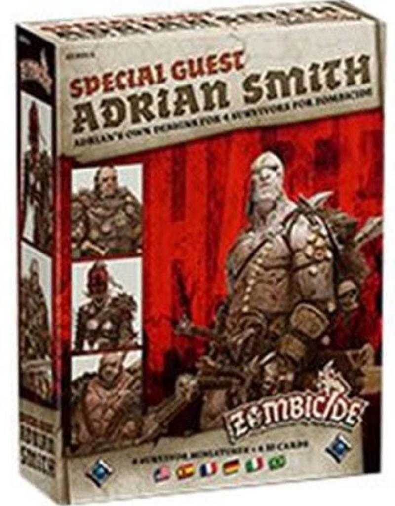 Protege Carte Zombicide Black Plague.Cool Mini Or Not Zombicide Black Plague Guest Adrian Smith En
