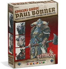 Cool Mini Or Not Zombicide Green Horde - Guest Paul Bonner 2