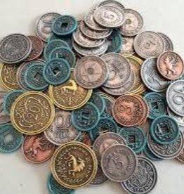 Stonemaier Games Scythe Metal Coins (ML)