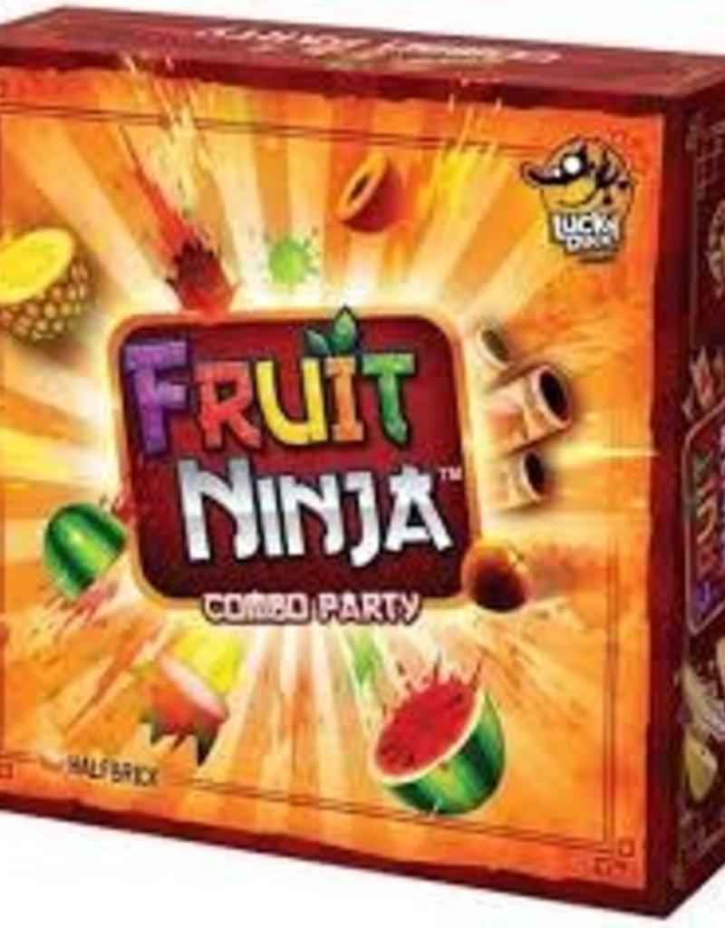 Lucky Duck Games Fruit Ninja: Combo Party (FR)