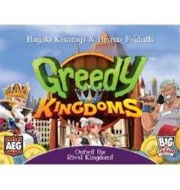 Alderac Entertainment Group Greedy Kingdom (EN)