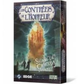 Edge Contrées de l'Horreur: Ext. Signe de Carcosa (FR)