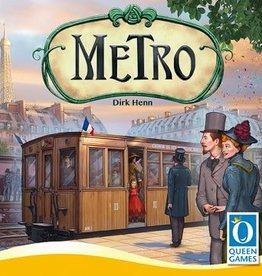 Queen Games Précommande: Metro (EN)