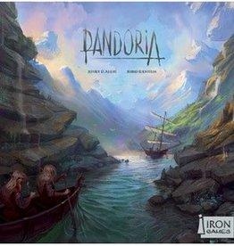 Irongames Précommande: Pandoria (EN)