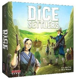 NSKN Games Précommande: Dice Settlers (EN)