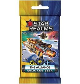 White Wizard Games Précommande: Star Realms Commands Deck - The Alliance (EN)