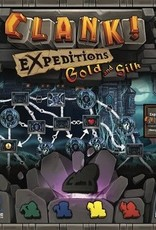 Renegade Game Studios Clank!: Ext. Expeditions: Gold And Silk (EN)