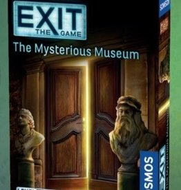 Thames & Kosmos Exit - The Mysterious Museum (EN)