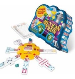 Wood Expressions Dominoes Double 12 Mexican Train (ML)
